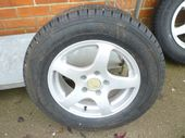 Alloy wheel  195/15